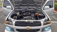 Picture of 2012 Chevrolet Colorado LT1 Crew Cab 4WD, engine