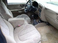 Picture of 1998 GMC Sonoma 2 Dr SLS Sport Extended Cab SB, interior