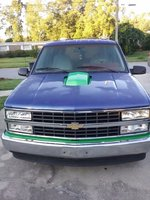 1993 Chevrolet Suburban Picture Gallery