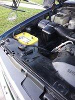 Picture of 1993 Chevrolet Suburban C1500, engine