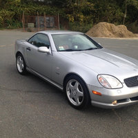 Picture of 1999 Mercedes-Benz SLK-Class SLK 230 Sport Supercharged, exterior