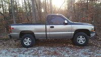 Picture of 1999 Chevrolet C/K 1500 LS Extended Cab 4WD, exterior, gallery_worthy