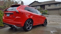 Picture of 2014 Volvo XC60 T6 R-Design Platinum, exterior