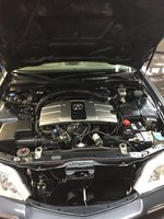 Picture of 2004 Acura RL 3.5L, engine