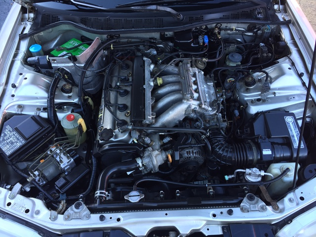 Picture of 1998 Acura TL 2.5, engine