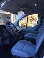 Picture of 2016 Ford Transit Passenger 350 XLT LWB Low Roof, interior