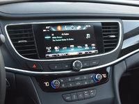2017 Buick LaCrosse Premium, 2017 Buick LaCrosse radio display, interior