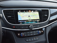 2017 Buick LaCrosse Premium FWD, 2017 Buick LaCrosse navigation map display, interior, gallery_worthy
