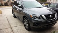 Picture of 2017 Nissan Pathfinder SV, exterior, gallery_worthy