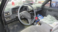 Picture of 1983 Toyota Pickup 2 Dr Deluxe 4WD Standard Cab SB, interior, gallery_worthy