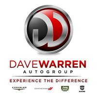 Dave Warren Chrysler Dodge Jeep Ram logo