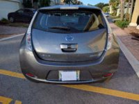 Picture of 2014 Nissan Leaf SL, exterior