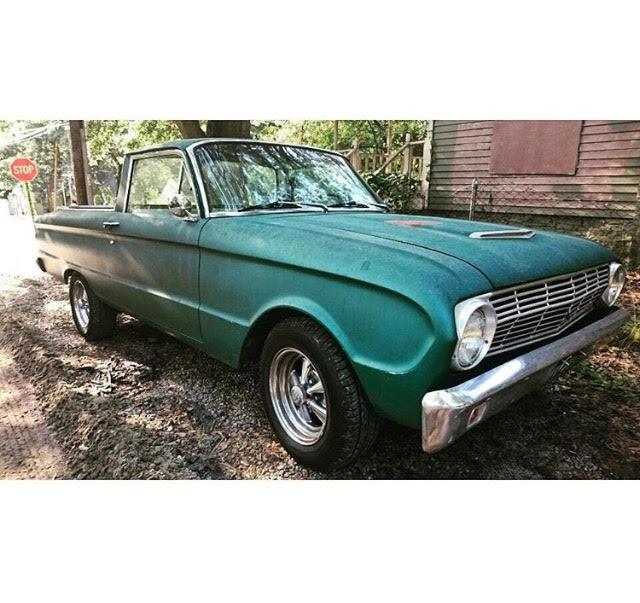 Cargurus Car Value: 1963 Ford Ranchero