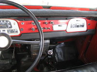 Picture of 1972 Toyota Land Cruiser, interior