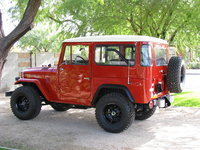 Picture of 1972 Toyota Land Cruiser, exterior