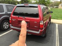 Picture of 2002 Toyota 4Runner SR5, exterior