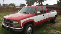 Picture of 1993 Chevrolet C/K 3500 Ext. Cab 4WD, exterior
