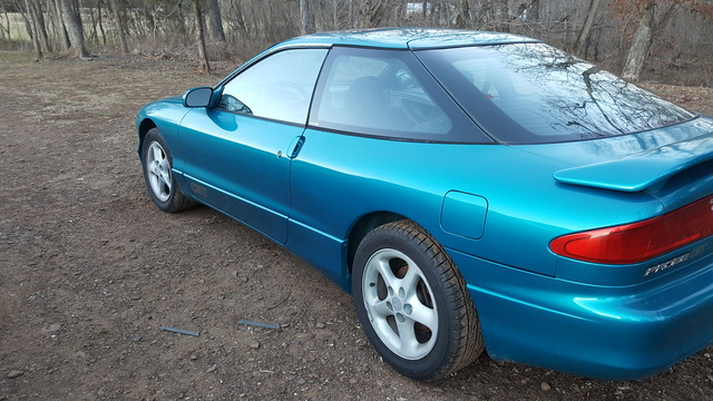 1994 Ford Probe - Pictures - CarGurus