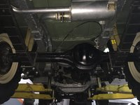 Picture of 1973 Land Rover Series III, engine