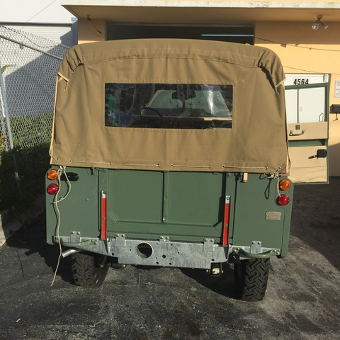 Picture of 1973 Land Rover Series III