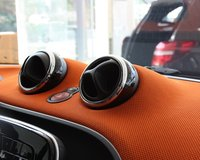 2016 smart fortwo passion, These are the chrome accessories that I was talking!, interior