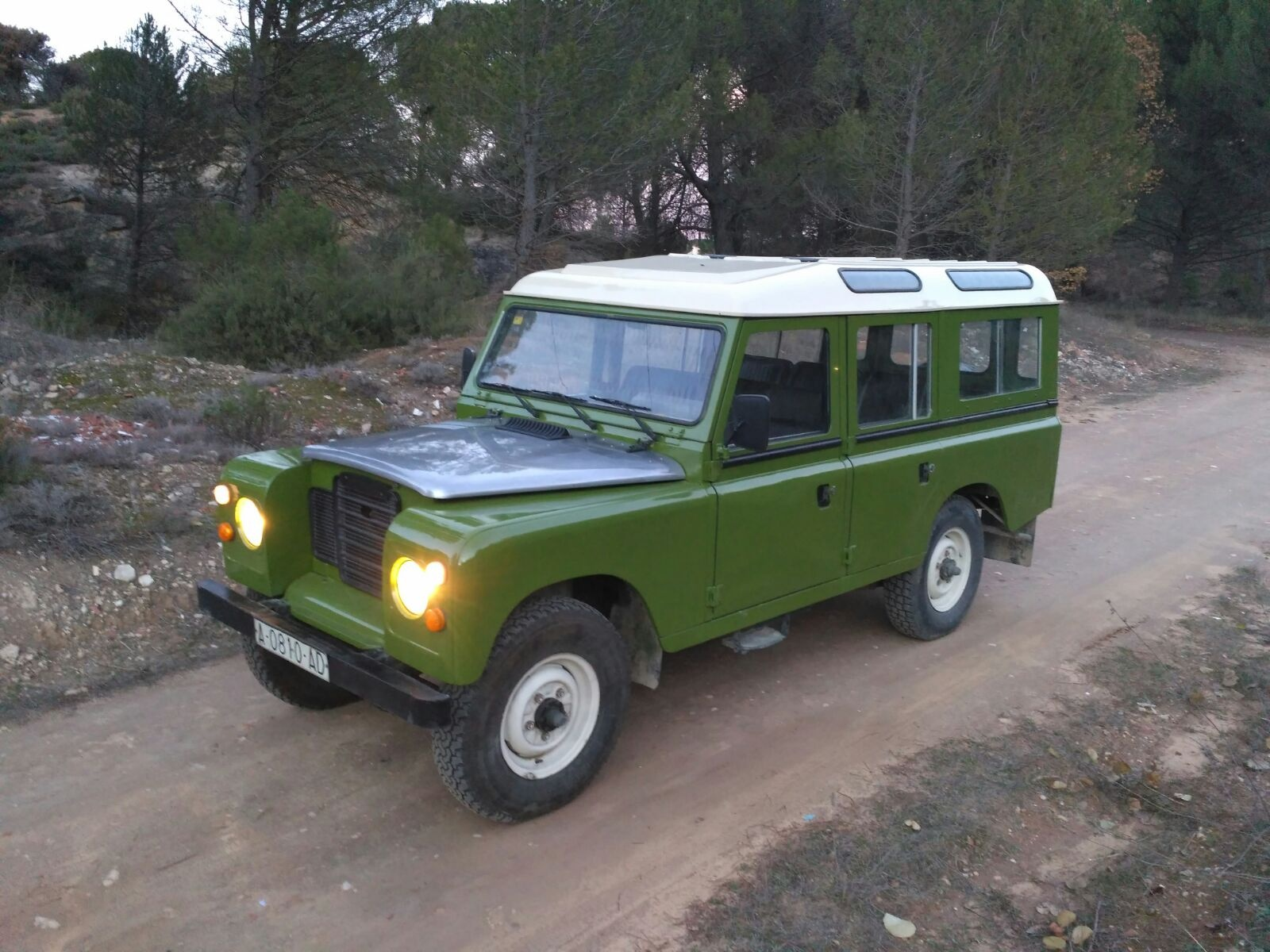 1980 Land Rover Series III - Overview - CarGurus