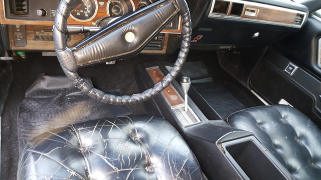 Picture of 1977 Chrysler Cordoba, interior, gallery_worthy