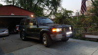 Picture of 1995 Toyota Land Cruiser 4 Dr STD 4WD SUV, exterior