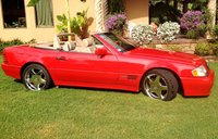 Picture of 1993 Mercedes-Benz 600-Class 600SL Convertible, exterior, gallery_worthy