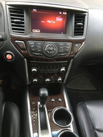 Picture of 2015 Nissan Pathfinder Platinum, interior