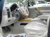Picture of 2005 Infiniti QX56 4 Dr STD 4WD SUV, interior
