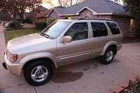 Picture of 1999 Infiniti QX4 4 Dr STD 4WD SUV (1999.5), exterior