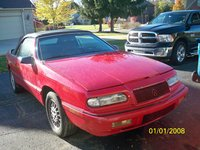 Picture of 1993 Chrysler Le Baron Base Convertible, exterior