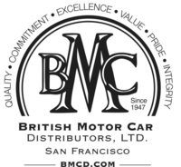 British Motor Car Distributors Ltd San Francisco Ca