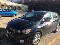 Picture of 2014 Chevrolet Sonic LT Hatchback, exterior