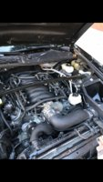 Picture of 2004 Cadillac CTS-V Base, engine