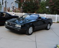 Picture of 1993 Cadillac Allante Base Convertible, exterior
