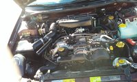 Picture of 1999 Subaru Legacy 4 Dr L AWD Wagon, engine