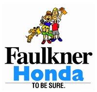 Faulkner Honda logo