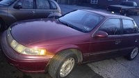 Picture of 1993 Mercury Sable 4 Dr LS Sedan, exterior, gallery_worthy