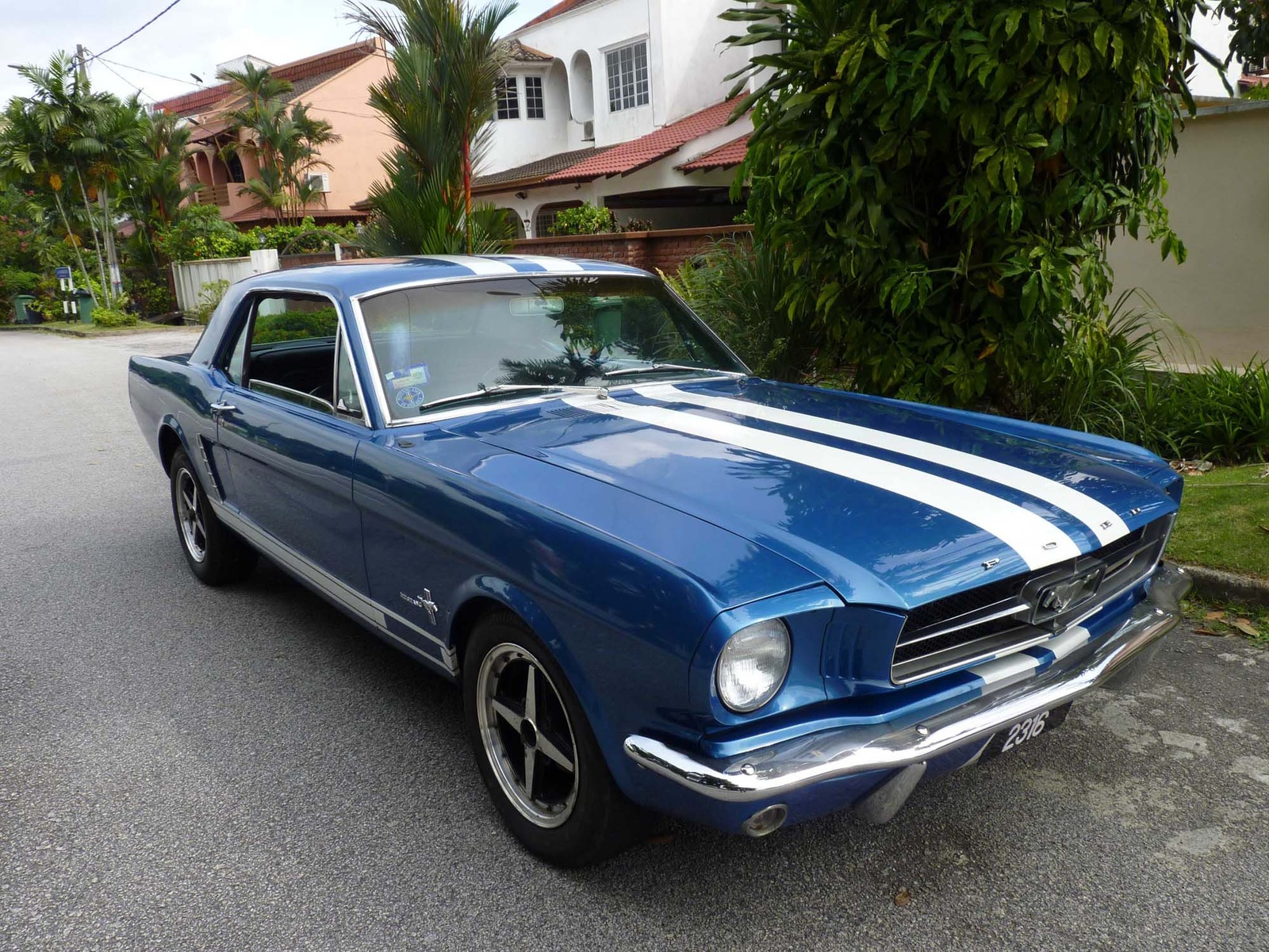Reverse or forward when you push the gas pedalcould you please help me on this i am from malaysia not many mechanic knows about mustang over here