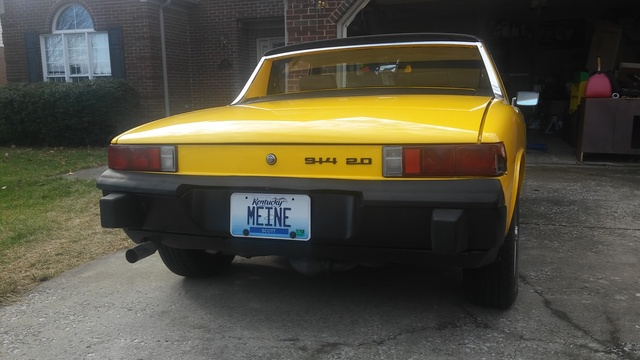 Picture of 1974 Porsche 914