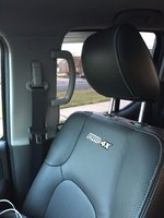 Picture of 2014 Nissan Frontier PRO-4X Crew Cab 4WD, interior