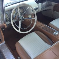Picture of 1959 Ford Thunderbird, interior