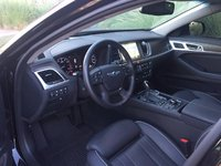 Picture of 2016 Hyundai Genesis 3.8L, interior
