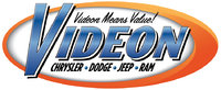 Videon Chrysler Dodge Jeep RAM logo