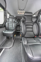 Picture of 2016 Mercedes-Benz Sprinter Cargo 3500 170 WB DRW Extended Cargo Van, interior