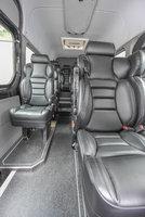 Picture of 2016 Mercedes-Benz Sprinter Cargo 3500 170 WB DRW Extended Cargo Van, interior