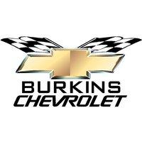 Burkins Chevrolet logo