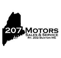 207 Motors logo
